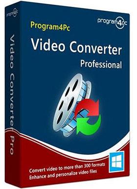 Program4Pc Video Converter Pro 10.3.0 FUll Version