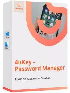 Tenorshare 4uKey Password Manager 1.2.0.8 FUll Version