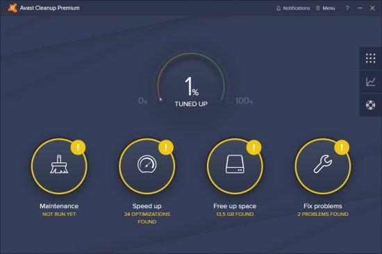 Avast Cleanup Premium 19 Full Version