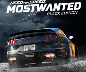 Need For Speed Most Wanted Black Edition PC Game Free Download !