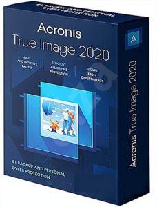 Acronis True Image 2020 Build 22510 Bootable ISO
