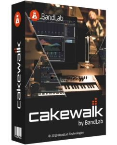 BandLab Cakewalk 26.04.0.179 (x64) +Crack[Latest][2020]