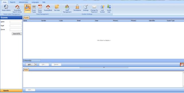 Hotel Management System 2020 Full Version Free Download