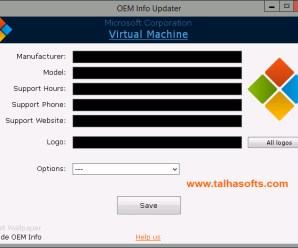 OEM Info Updater 9.2 (2020)Full Free Download [Latest!]