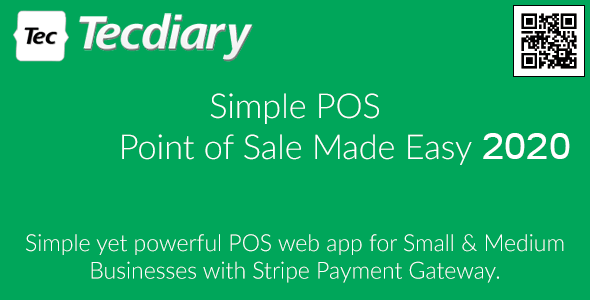 Simple POS v4.0.24 -Point of Sale Made Free Download-FUll