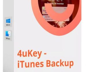 Tenorshare 4uKey iTunes Backup 5.2.3.3 + Crack !