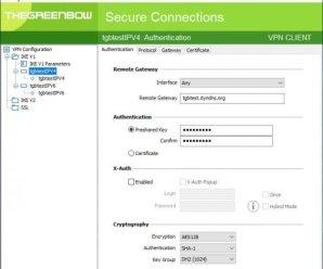 TheGreenBow VPN Client 6.64.003 + Crack