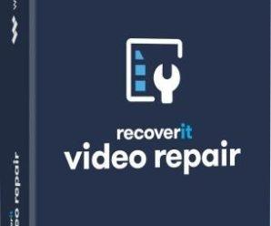 Wondershare Recoverit Video Repair 1.1.2.3 + Crack !