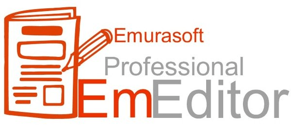 Emurasoft EmEditor Professional 19.8