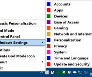 Win10 All Settings 2.0.2.22 Free Download!