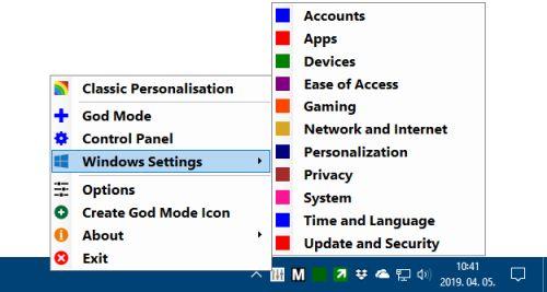 Win10 All Settings 2.0.2.22