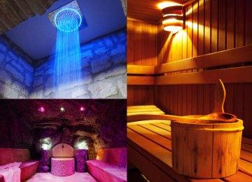 Doccia bagno turco e sauna doccia idromassaggio vega con bagno turco