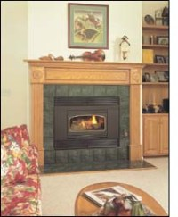 Aladdin Hearth Products - Arrow Gas Stoves and Fireplace ...