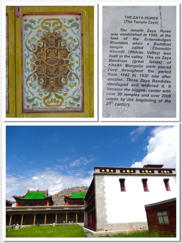 morun zaya temple