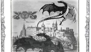 Wawel poland dragon
