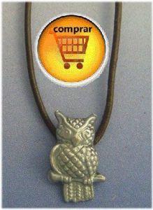 owl amulet totem