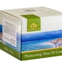 Увлажняющий крем для лица с оливковым маслом