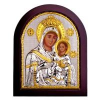 Вифлеемская икона Божьей Матери 13х11 см