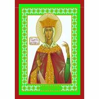 Именная икона Святая Людмила