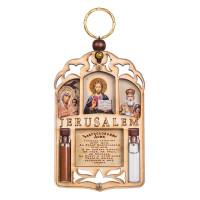 Благословение оберег для дома с тремя святыми иконами