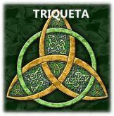 la triqueta celta es un importante símbolo celta
