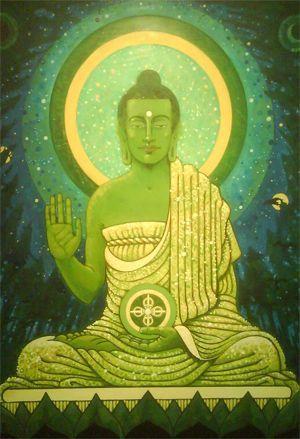 Amogha siddhi deidad