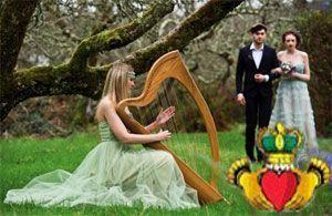 boda irlandesa típica