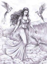 Cliodhna belleza celta