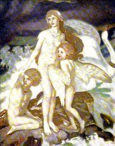 Hijos de Lir después del hechizo