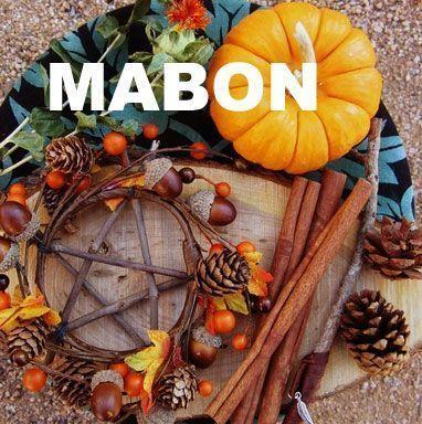 Mabon fiesta celta octubre