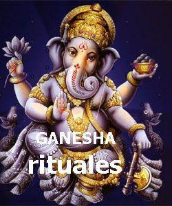 Ganesha ritual