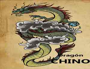 dragón Lung chino significado