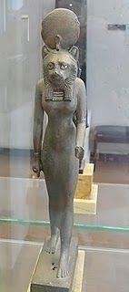 Sejmet diosa leona
