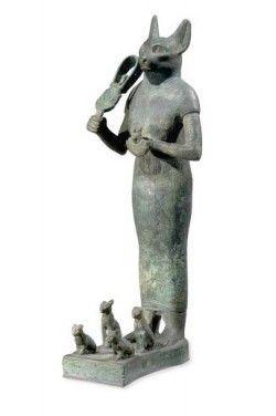 diosa egipcia gata Bastet