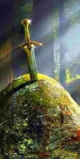 Excalibur espada del rey Arturo