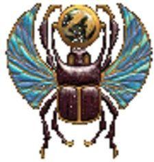 jepri escarabajo egipcio
