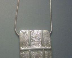 kin sello maya caminante del cielo ben, colgante de plata de ley