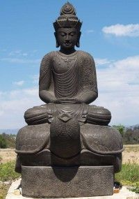 Bouddha tortue