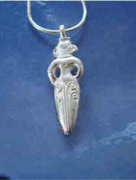 Inanna diosa sumeria plata
