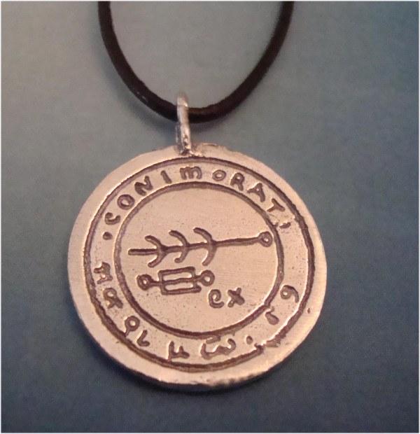 talisman astrológico Paracelso escorpión