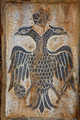 águila bicéfala imperio bizantino