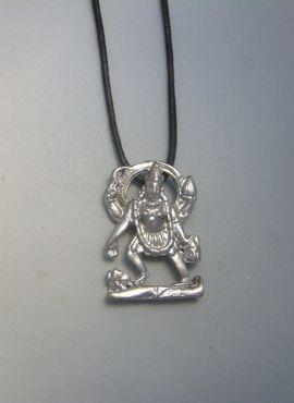 colgante Kali la diosa hinduista