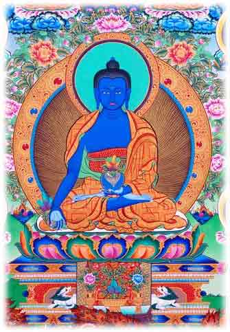 buda-Bhaisajyaguru