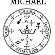 sello del arcanguel Miguel