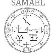 sello de SAMAEL angel
