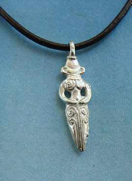 colgante diosa Inanna sumeria