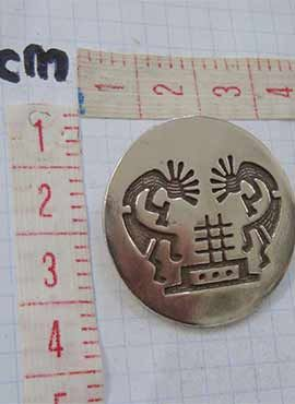 medalla kokopellis