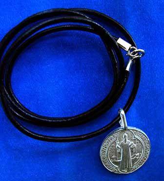 medalla de plata de San Benito