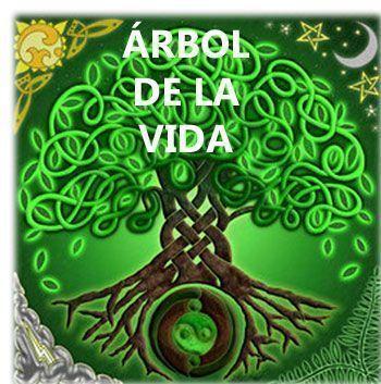 símbolos celtas, el árbol de la vida