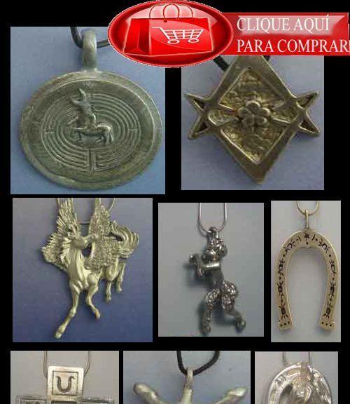amuletos de Grecia y Roma